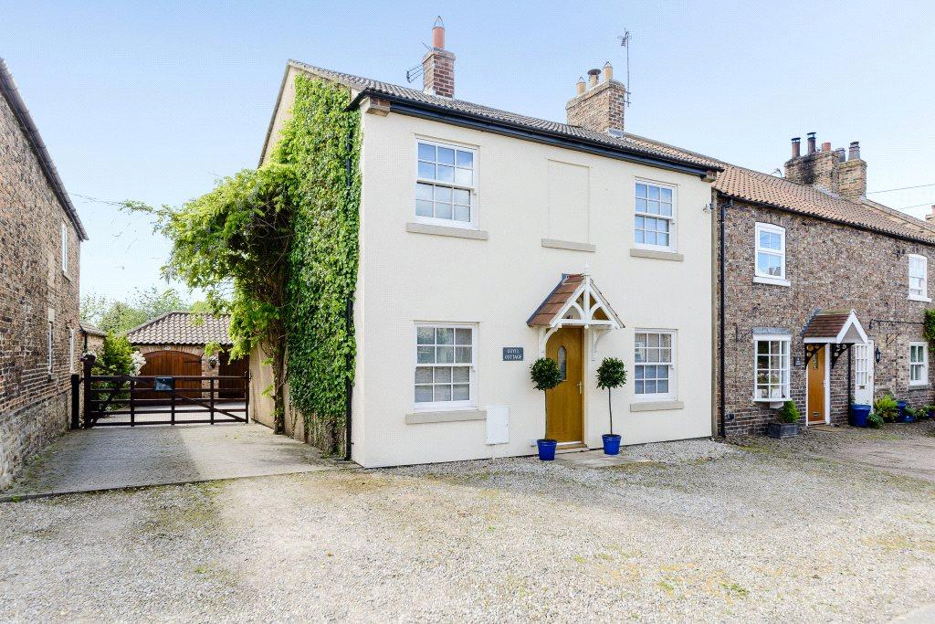 4 Bedrooms Detached House for sale in Guyll Cottage, Main Street, Wath, Ripon, HG4