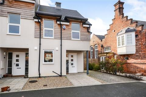 2 bedroom end of terrace house to rent - Bootham Green, Newborough Street, York, YO30