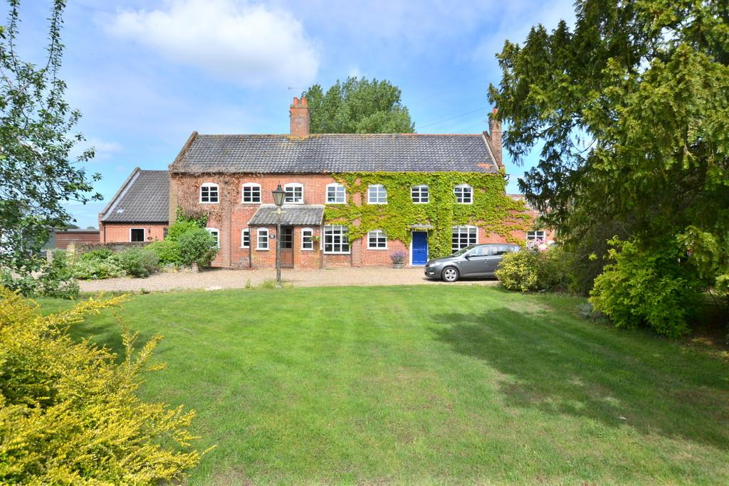 6 Bedrooms Detached House for sale in East Harling, Norfolk