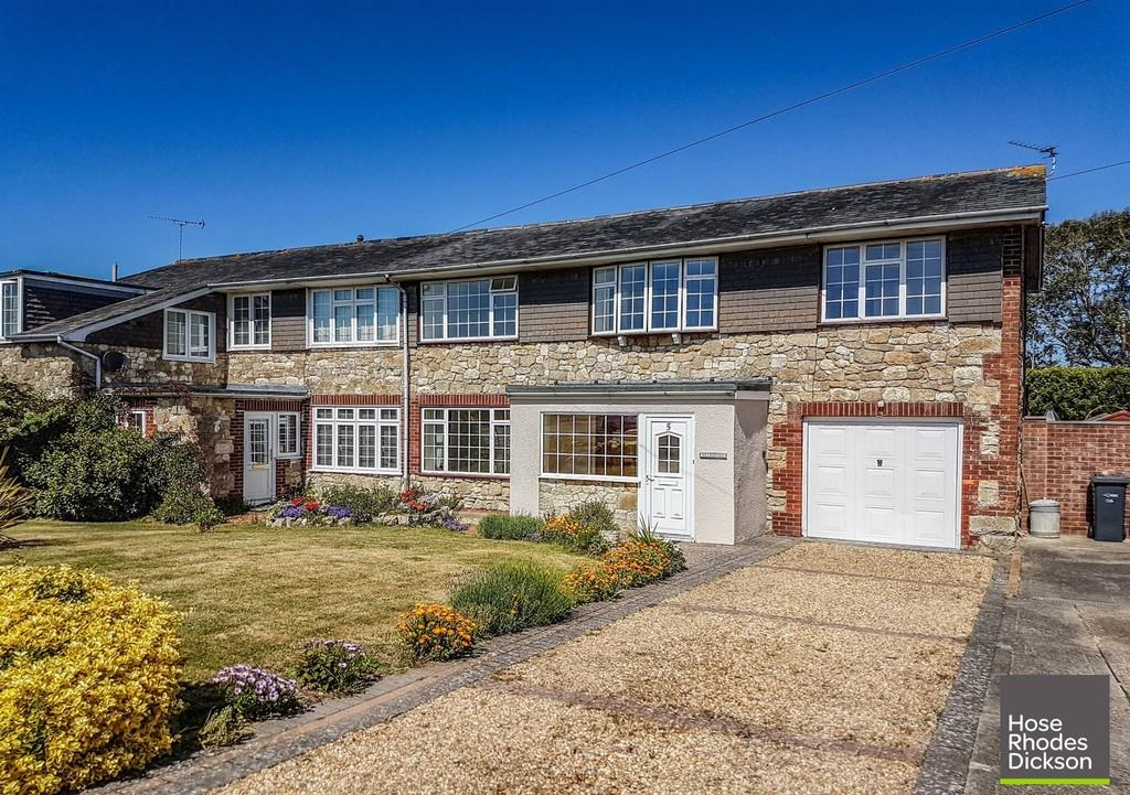 4 Bedrooms Semi Detached House for sale in Paddock Drive, Bembridge