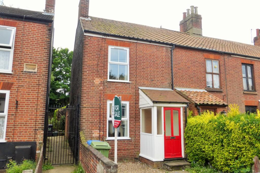 2 Bedrooms End Of Terrace House for sale in Norwich