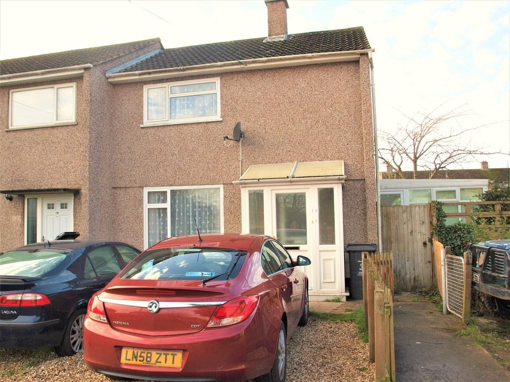 2 Bedrooms End Of Terrace House for sale in Monkton Close, Swindon