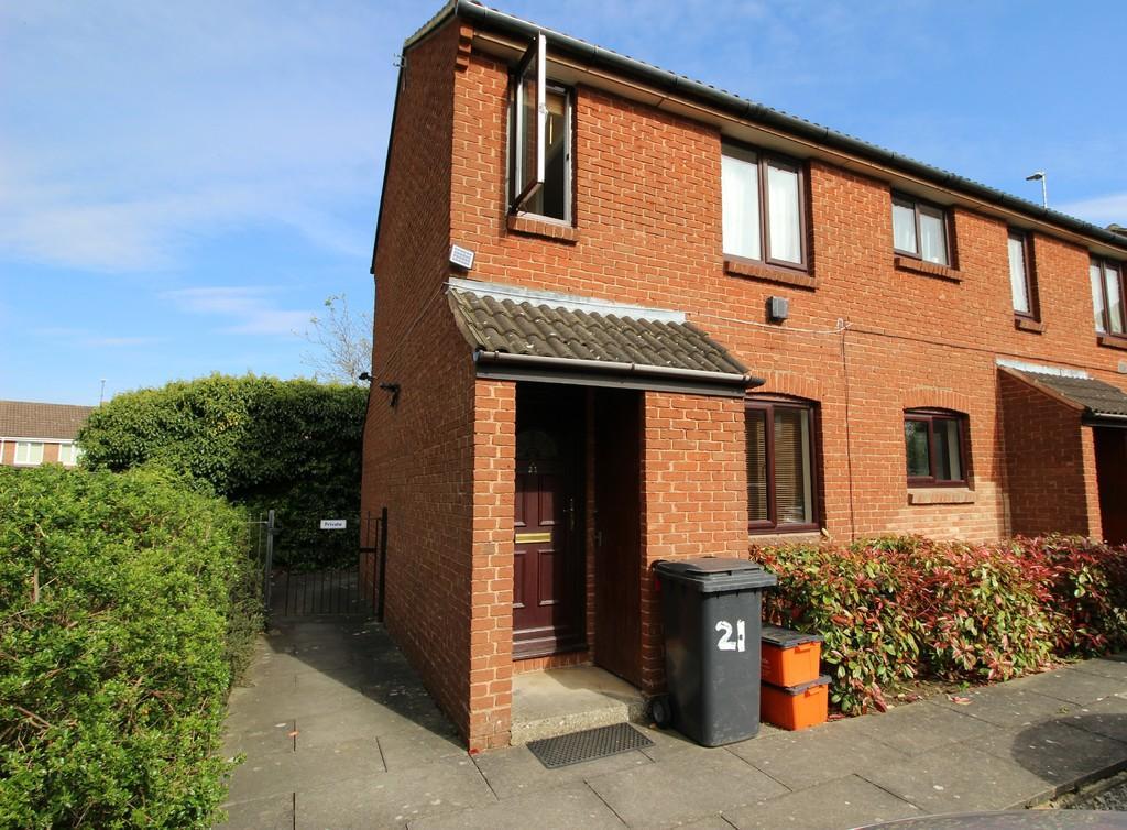 1 Bedroom Ground Maisonette Flat for sale in Heronbridge Close, Westlea