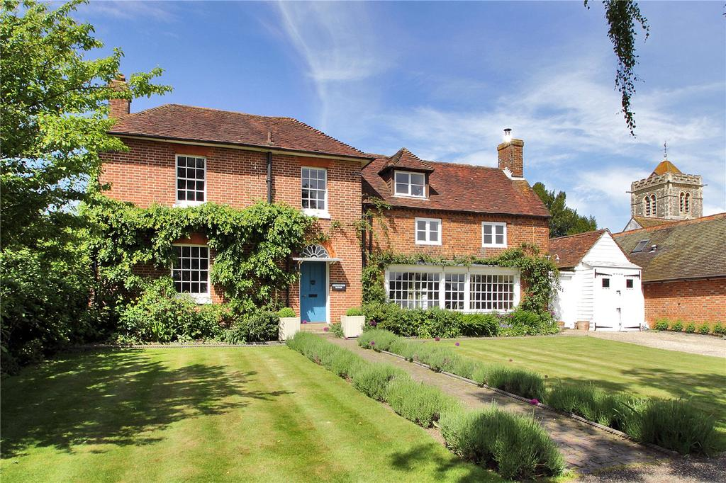 5 Bedrooms House for sale in Stumble Hill, Shipbourne, Tonbridge, Kent, TN11