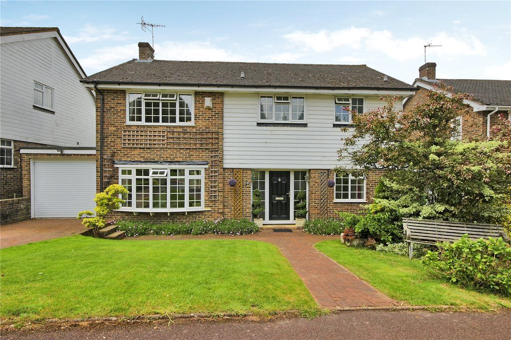 4 Bedrooms Detached House for sale in Albany Hill, Tunbridge Wells, Kent, TN2