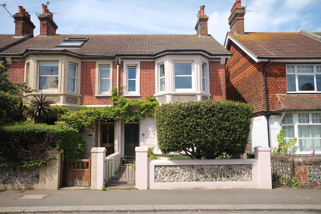 3 Bedrooms Semi Detached House for sale in Canterbury Road, Worthing BN13 1AE