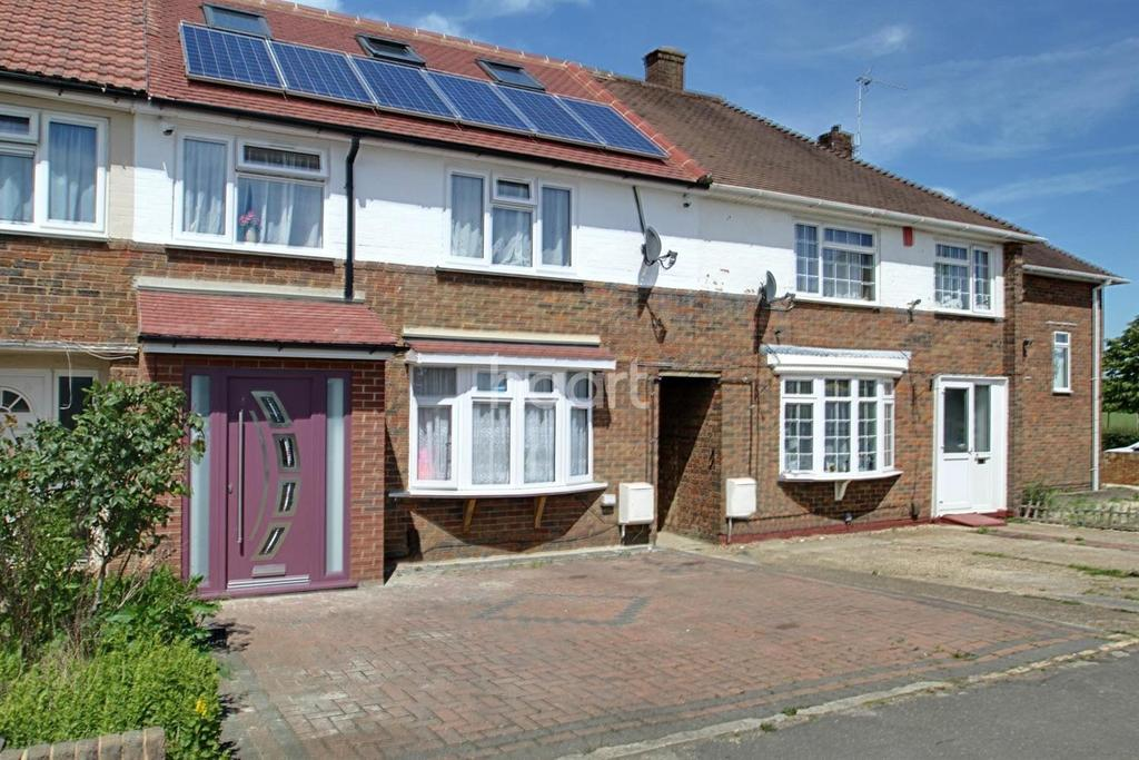 4 Bedrooms Terraced House for sale in Long Furlong Drive