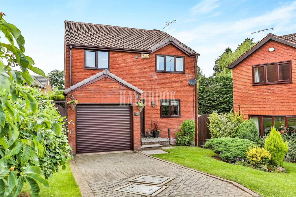 3 Bedrooms Detached House for sale in Spencer Green, Whiston