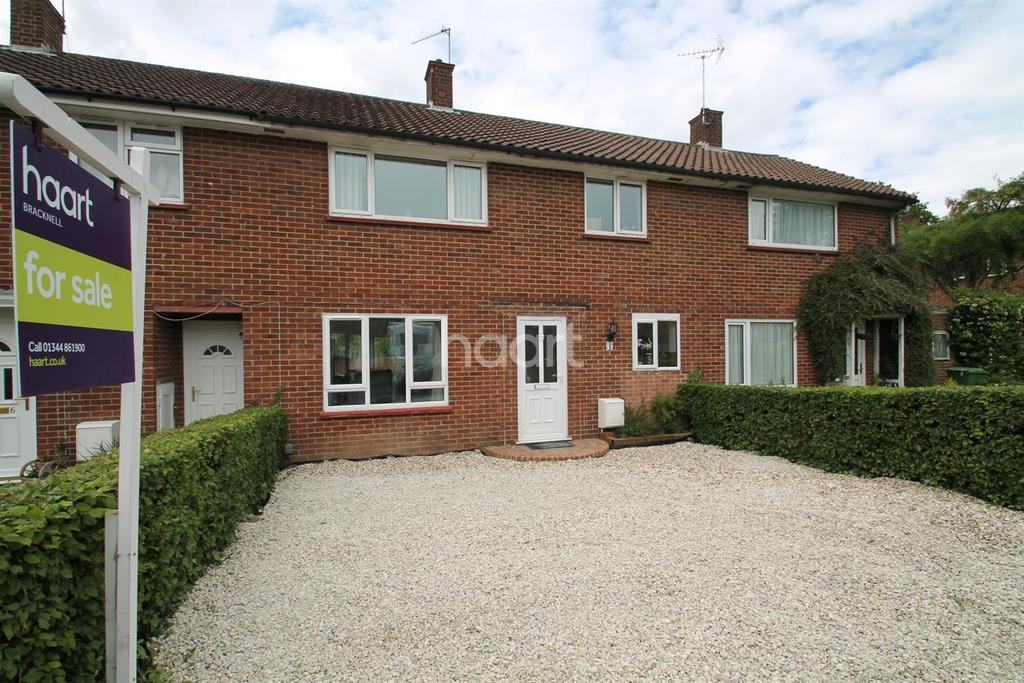 3 Bedrooms Terraced House for sale in Spencer Road, Bracknell