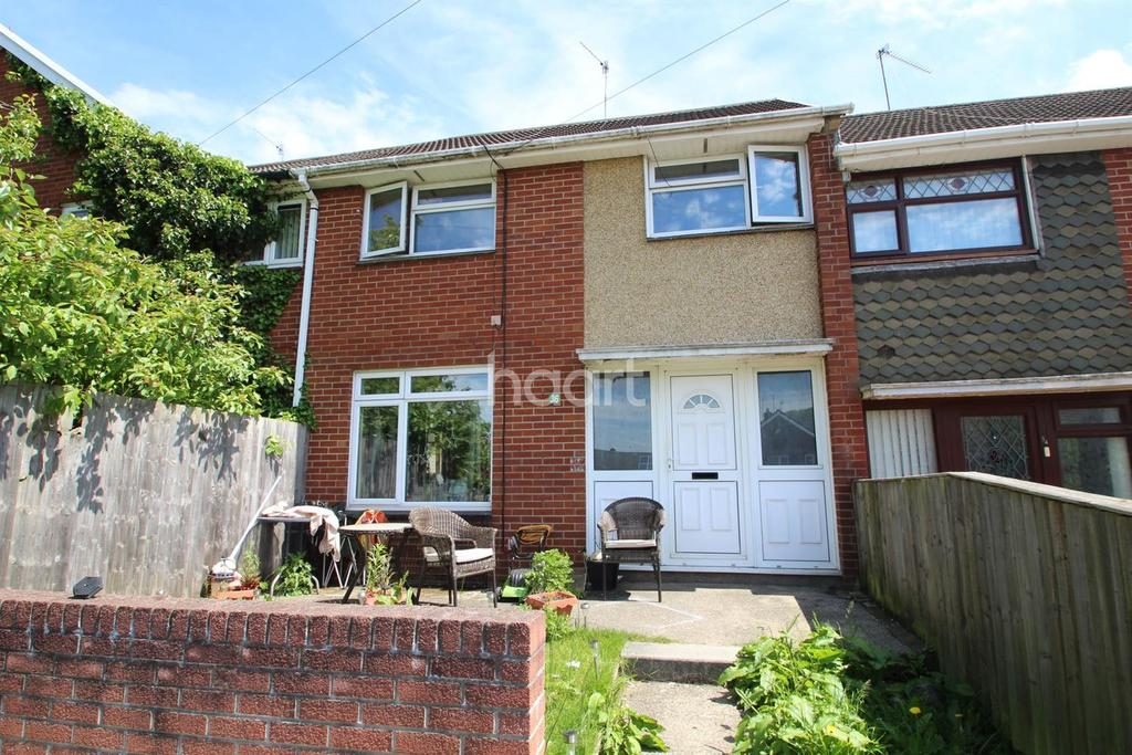 3 Bedrooms Terraced House for sale in Moore Crescent, Ringland, Newport