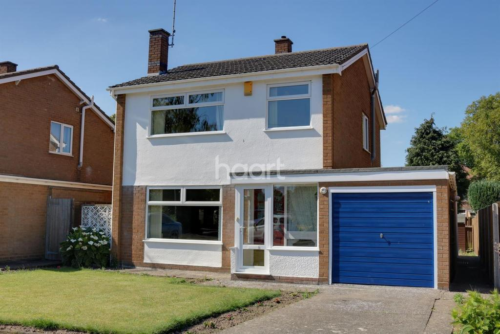 3 Bedrooms Detached House for sale in Clarence Road, Wisbech