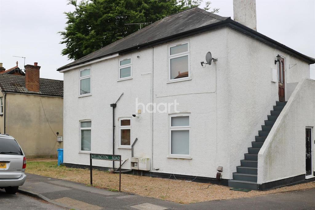 1 Bedroom Maisonette Flat for sale in Wellington Road