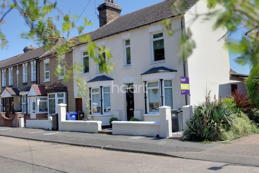 2 Bedrooms Maisonette Flat for sale in Malvern Road, Grays, RM17