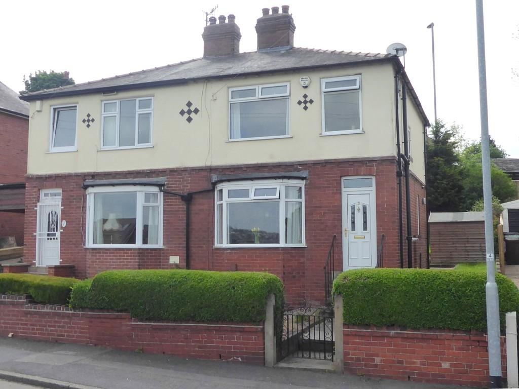 3 Bedrooms Semi Detached House for sale in Rock Lane, Bramley