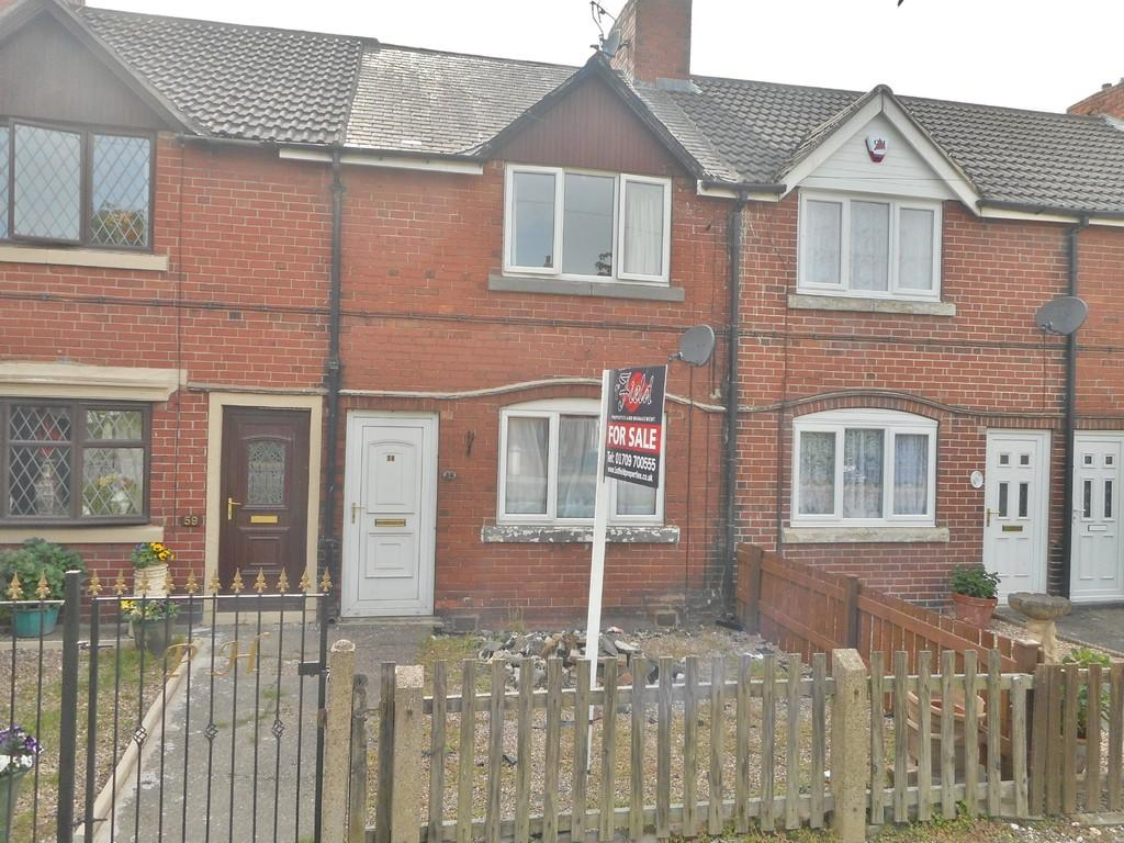 3 Bedrooms Terraced House for sale in East Terrace, Wales Bar