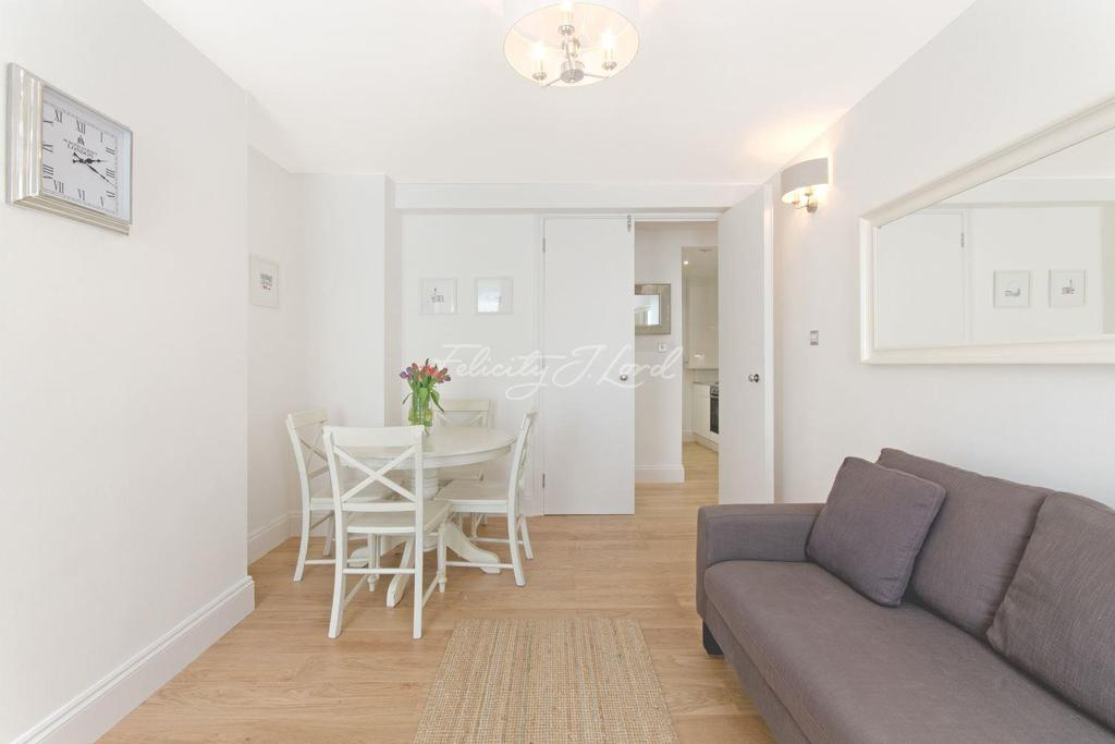 2 Bedrooms Flat for sale in Sumner House, E3