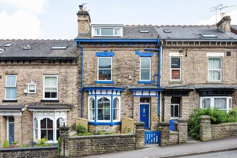 6 bedroom terraced house for sale - Harcourt Road, Crookesmoor, Sheffield