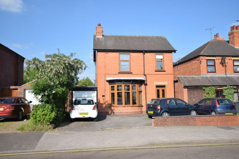4 Bedrooms Detached House for sale in Rookery Lane, Lincoln