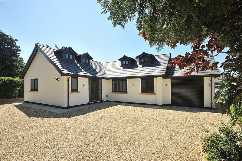 3 Bedrooms Detached Bungalow for sale in Wood Lane, Goostrey
