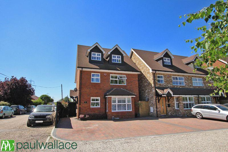 4 Bedrooms Detached House for sale in Picardy Close, Hoddesdon