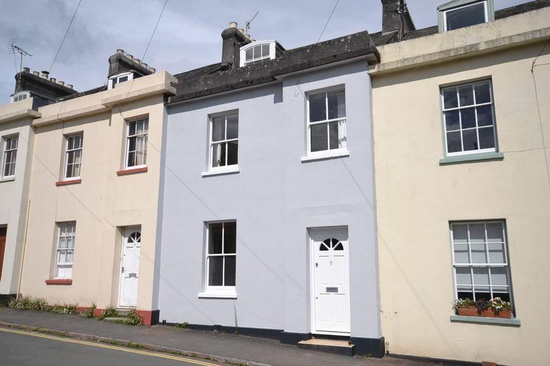 3 Bedrooms Terraced House for sale in Seymour Place, Totnes