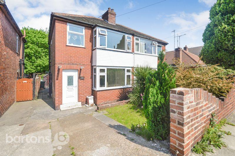 3 Bedrooms Semi Detached House for sale in Lister Street, Clifton, Rotherham