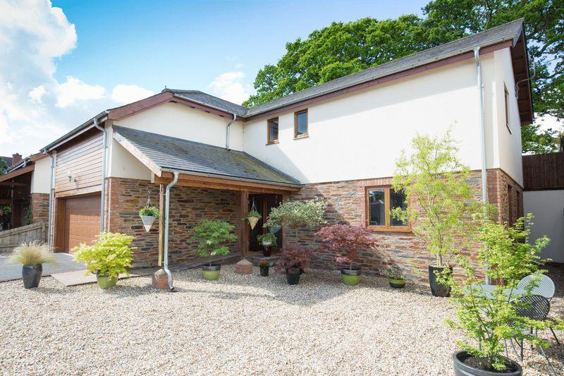 5 Bedrooms Detached House for sale in Orchard Meadow, Copplestone