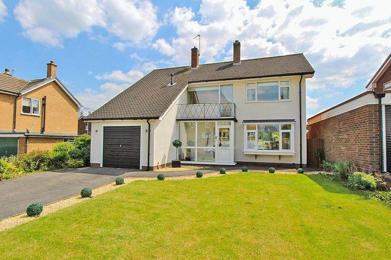3 Bedrooms Detached House for sale in Bamford Road, Bloxwich, Walsall