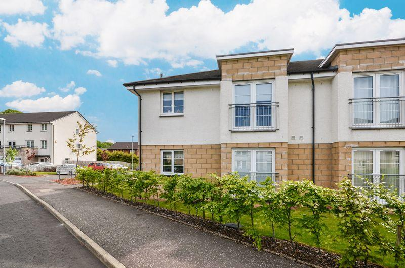 2 Bedrooms Apartment Flat for sale in Bankwood Drive, Kilsyth