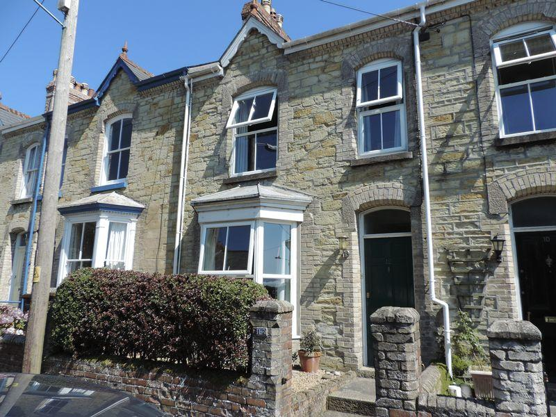 3 Bedrooms Terraced House for sale in Carvoza Road, Truro