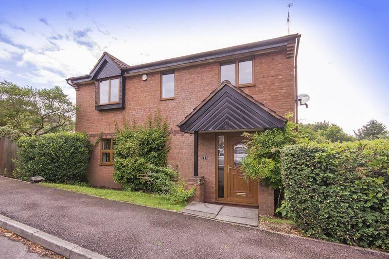 4 Bedrooms Detached House for sale in FISKERTON WAY, OAKWOOD