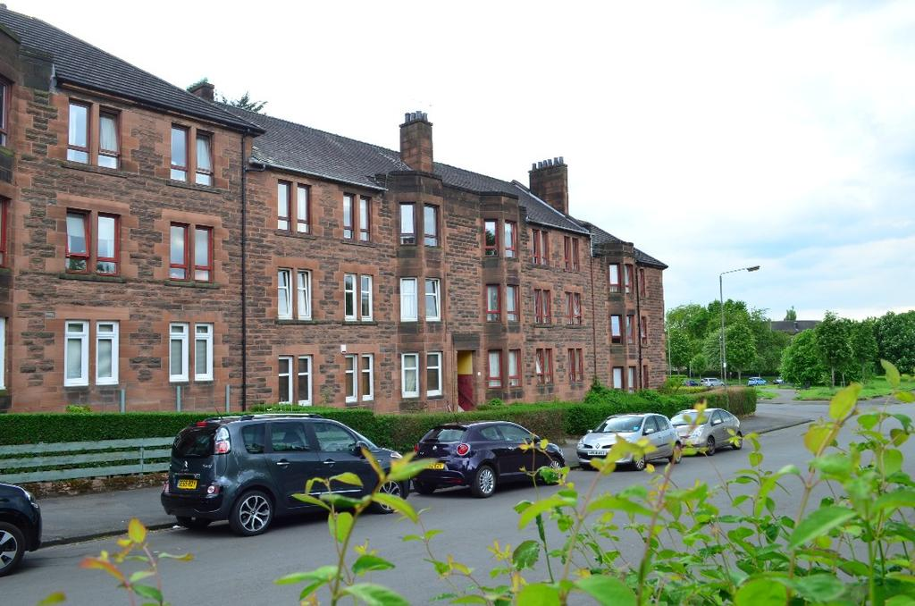 3 Bedrooms Flat for sale in Sutcliffe Road, Flat 1/2, Anniesland, Glasgow, G13 1BU