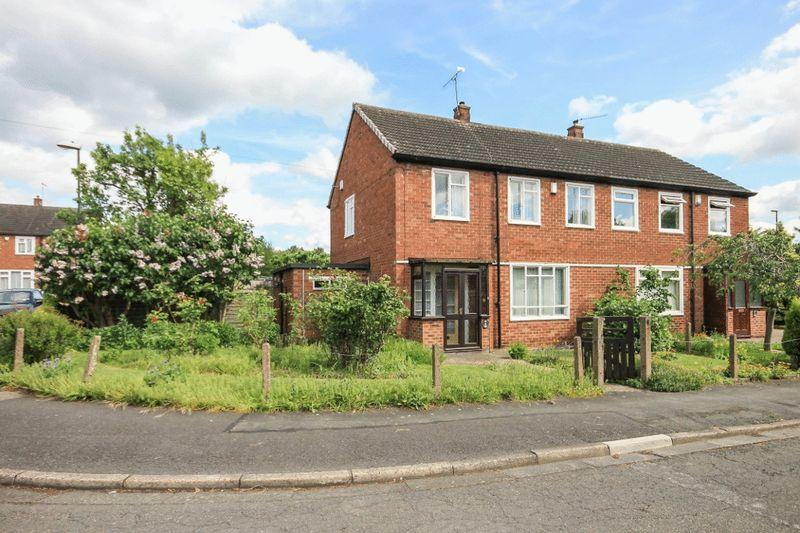 3 Bedrooms Semi Detached House for sale in SINFIN FIELDS CRESCENT, SHELTON LOCK