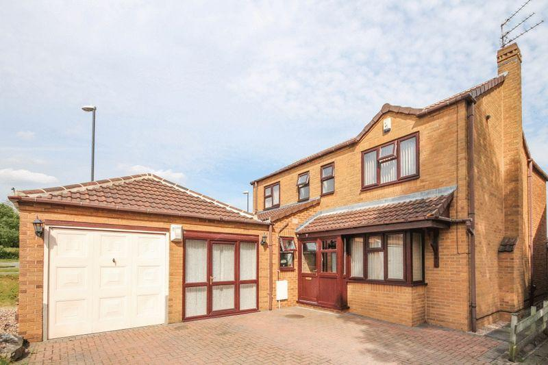 4 Bedrooms Detached House for sale in PAVILION ROAD, LITTLEOVER
