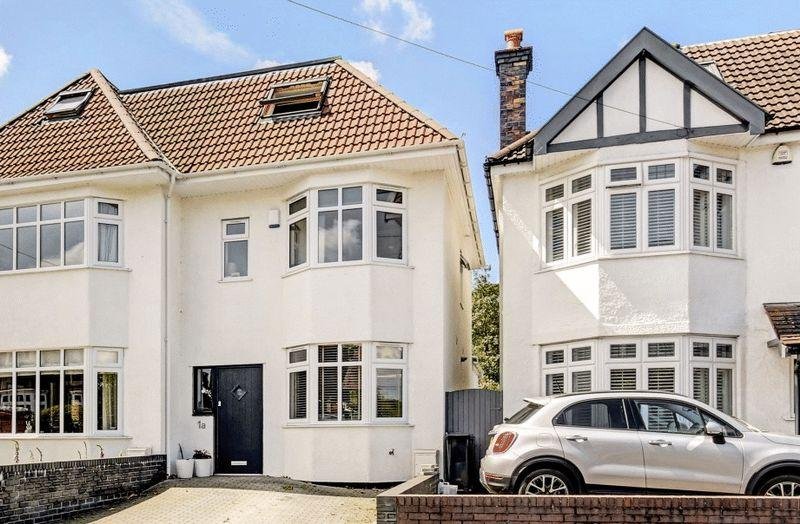 3 Bedrooms Semi Detached House for sale in Coombe Lane, Stoke Bishop