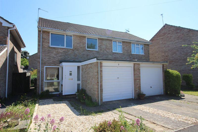 3 Bedrooms Semi Detached House for sale in Abbotsbury Road, Nailsea