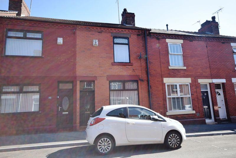 3 Bedrooms Terraced House for sale in Belvoir Road, Widnes