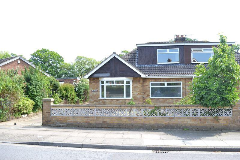 3 Bedrooms Semi Detached Bungalow for sale in Ancaster Avenue, Scartho