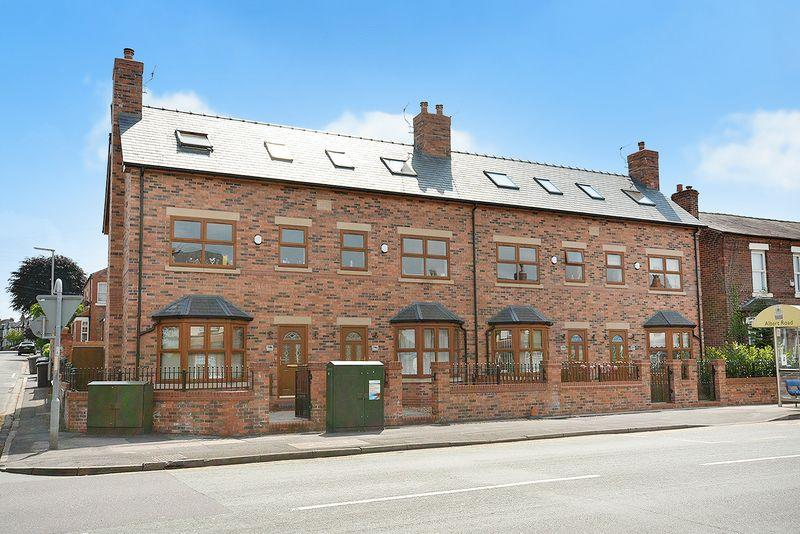 4 Bedrooms End Of Terrace House for sale in Knutsford Road, Grappenhall, Warrington