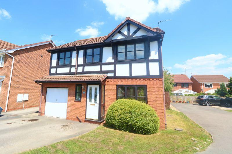 4 Bedrooms Detached House for sale in Llwyn Harlech, Bodelwyddan
