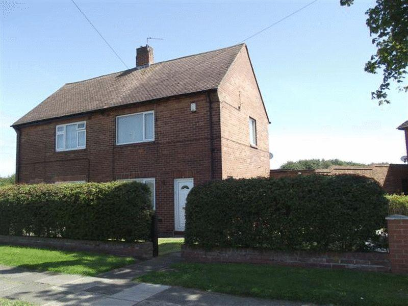 2 Bedrooms Semi Detached House for sale in Chatton Avenue Cramlington - Two Bedroom Semi Detached