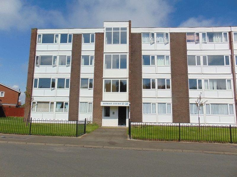 1 Bedroom Flat for sale in Rowan Court, Forest Hall, Newcastle upon Tyne
