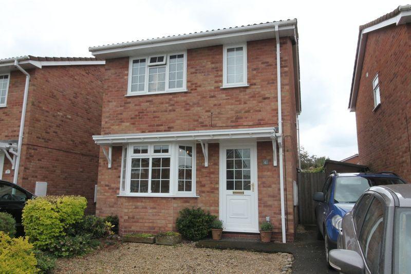 3 Bedrooms Detached House for sale in Shrewsbury Way, Newport