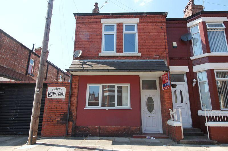 2 Bedrooms Terraced House for sale in Lloyd Avenue, Birkenhead
