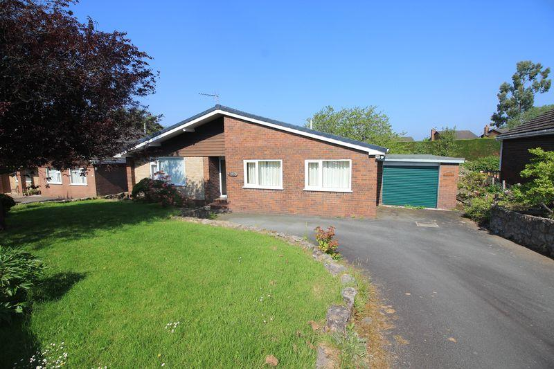 3 Bedrooms Detached Bungalow for sale in Homestead Avenue, Oswestry