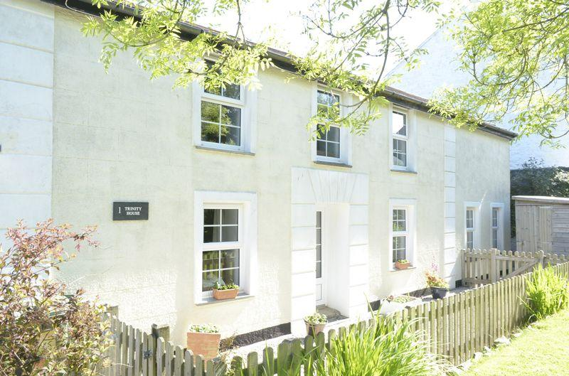 4 Bedrooms Detached House for sale in Trevarnon Lane, Connor Downs