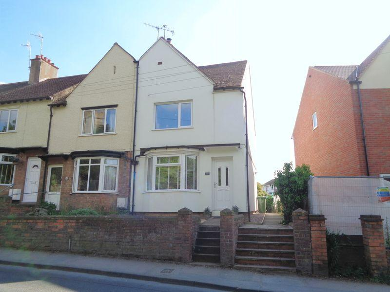 2 Bedrooms Terraced House for sale in Pershore Road, Evesham