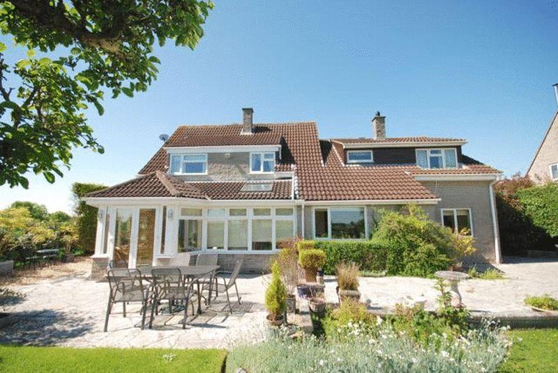 4 Bedrooms Detached House for sale in West Bradley, Glastonbury