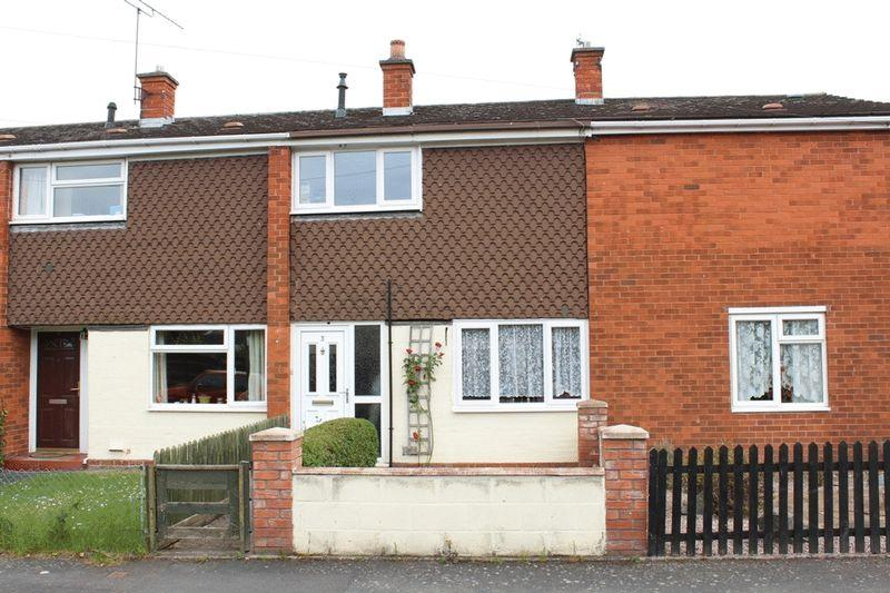 2 Bedrooms Terraced House for sale in Flagwall, Monkmoor, Shrewsbury, SY2 5JR