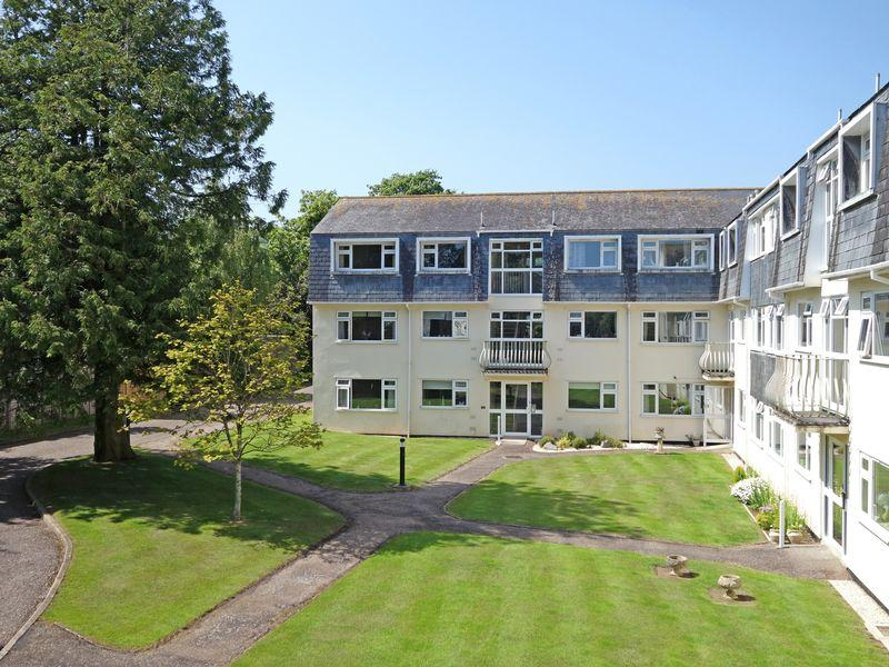 1 Bedroom Apartment Flat for sale in Manor Road, Sidmouth